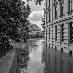 Wann kommt die Flut? Klimagespräche starteten im Stadthaus