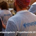 Jahresbericht der Freiraumgalerie2013