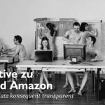 Alternative zu Ebay und Amazon/ Online-Marktplatz konsequent transparent