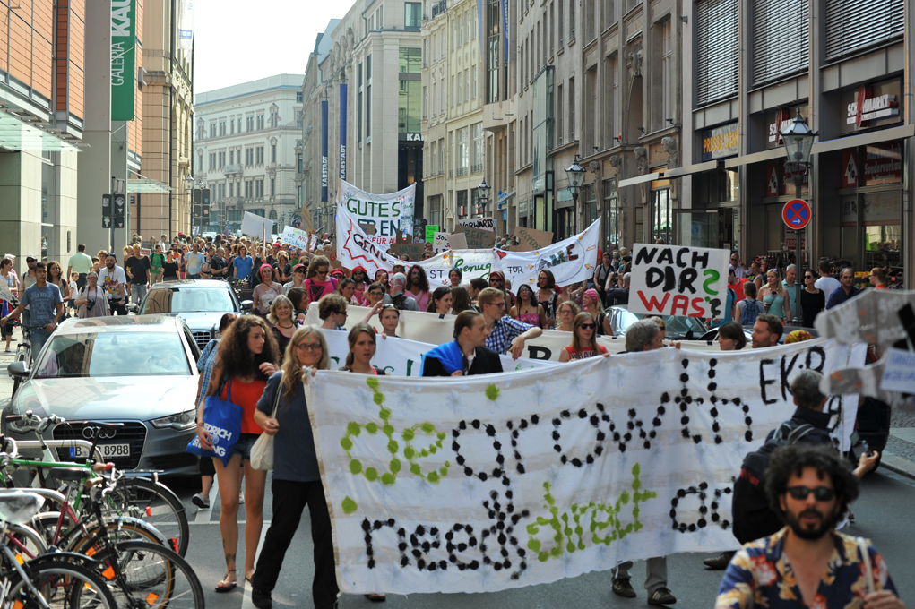 Demonstration Enough is Enough for everyone