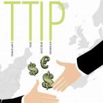 Hallescher Aktionstag gegen TTIP