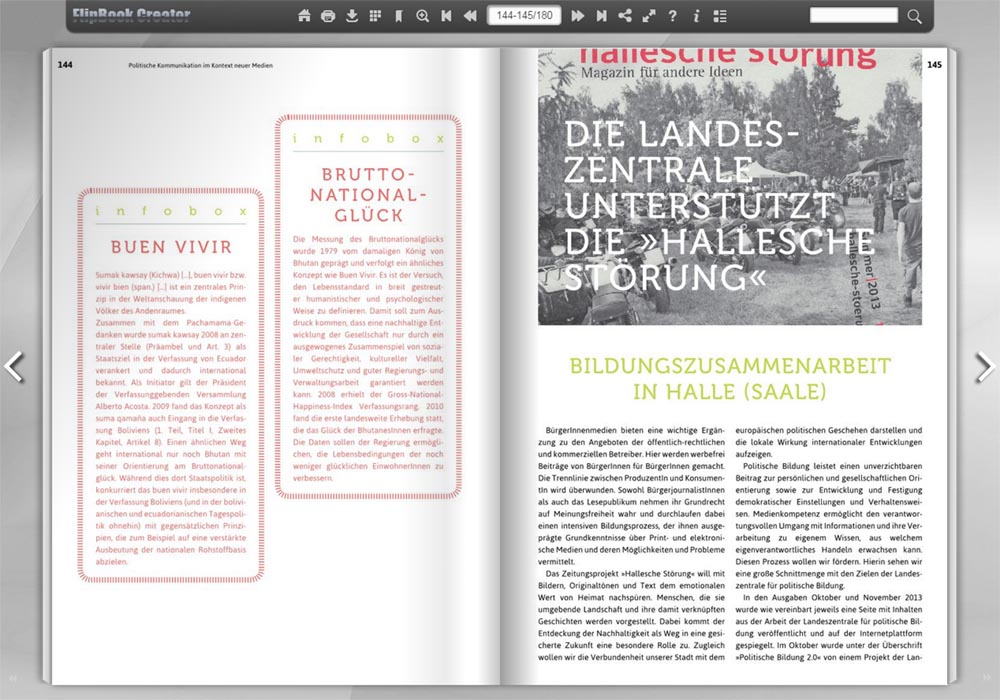 Journal der Landeszentrale