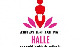 one Billion Rising Halle