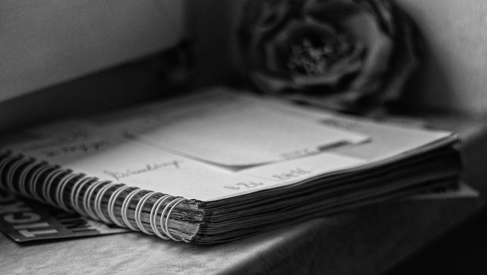 Notizen-stoerung