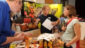 (c) Weltladen-Dachverband/C. Krackhardt Foto von den Weltladen Fachtagen in Bad Hersfeld
