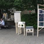 Schenken statt shoppen! Giveboxen am Bebelplatz
