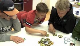 Kinder spielen ECOGON
