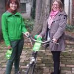Bündnis90/ Die Grünen und Postkult e. V. rufen zu Fahrradspenden für Flüchtlingeauf