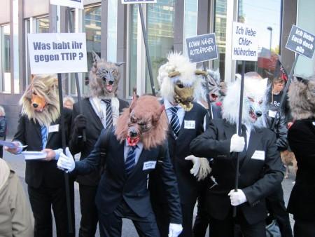 TTIP-Wölfe - was uns droht