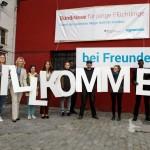 """""""Willkommen bei Freunden""""- Bündnisse für junge Flüchtlinge geht online"""