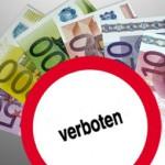 Die Hiobsbotschaft vom Bargeldverbot