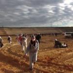 """""""Ende Gelände!"""" – Bericht vom internationalen Klimacamp inNRW"""
