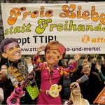 """Attac und """"TTIP unfairhandelbar"""" rufen zu Großdemo in Hannoverauf"""