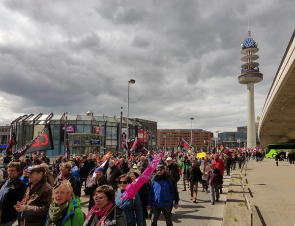 TTIP demo Hannover April 2016