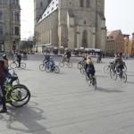 Critical Mass in Halle wieder gestartet