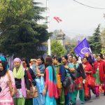 Zukunftsweisend und bewegend: Weltkonferenz der Basisfrauen