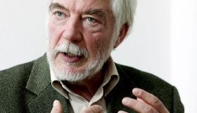 Dr. Hans-Joachim Maaz, Psychiater und Psychoanalytiker, aufgenommen in Halle-Dölau.