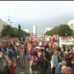 Livestream-> Demo Bündnis warnt: Nicht in falscher Sicherheit wiegen –  CETA und TTIP kippen!