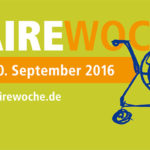 Faire Woche in Halle