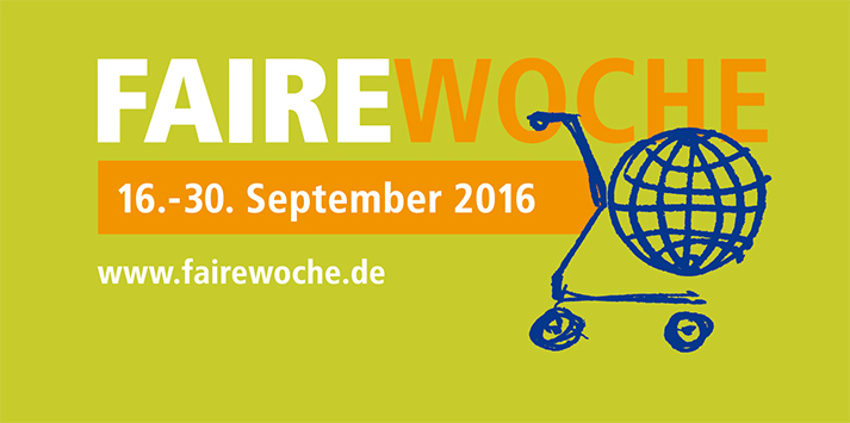 Faire Woche 2016 in Halle