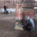 Falterelegie – eine Installation und Performance von Lienhard und Olaf Wegewitz