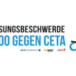 Verfassungsklage gegen CETA