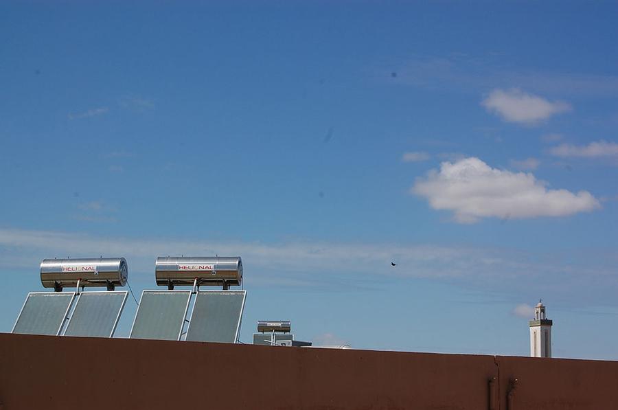 Solaranlagen in Marokko