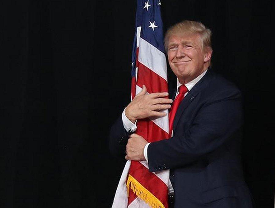 Donald Trump ist US Präsident