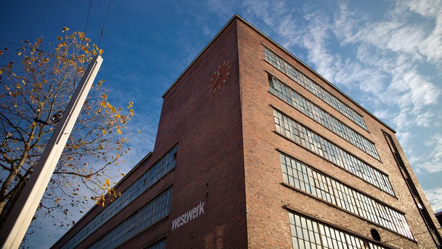 Westwerk in Leipzig