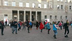 Onebillionrising 2017 in Halle