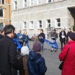 Zwölf Sterne und ein Hallelujah: 'Pulse of Europe' - Demo in Halle