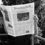 DRUCKSCHRIFT – Eine Zeitung für ein lebenswerteres Karlsruhe