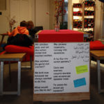 Wer macht die Stadt? Wandel-Projektraum in Halle-Neustadt eröffnet