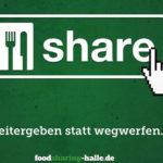 Rettet das Retten! Petition zum Erhalt des Foodsharing-Fairteilers gestartet