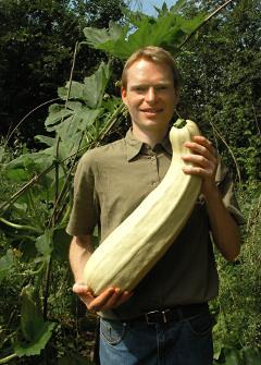 Referent Daniel Fischer von der AG Bäuerliche Landwirtschaft