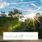 Wer hat Angst vorm Klimawandel? - Ringvorlesung Nachhaltigkeit startet