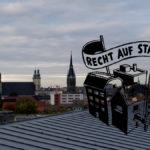 """Aktiv gegen die """"Logik der Aufwertung""""   - Ein Abend bei """"Recht auf Stadt Halle"""""""