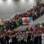 Wege zu einem anderen Europa - Kongress in Kassel mit 650 Teilnehmern