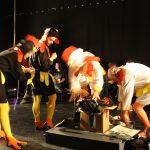"""WUK Theater am Holzplatz: """"ZEIT"""" mit der Kulturreederei Halle"""