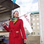 #Aufstehen will mit neuem Vorstand neu durchstarten