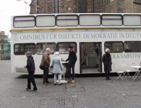 Omnibus für direkte Demokratie in Halle(Saale)