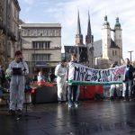 Hallesche Schüler fordern Sofortausstieg bei Kohle