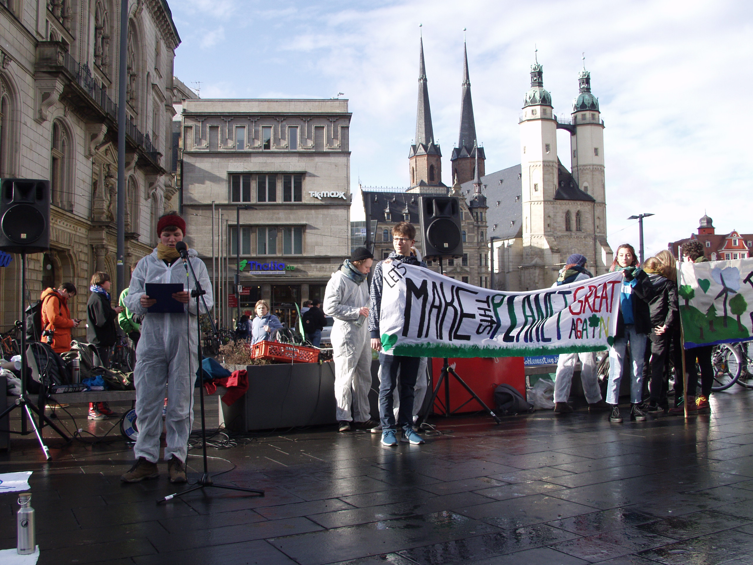 Fridays for Future Halle