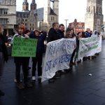 Weltweiter Klimastreik - nun gemeinsam mit den Eltern