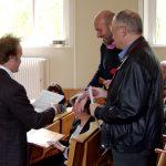 Last Exit Bennstedt - Bürgerinitiative übergab Unterschriften gegen A143