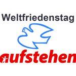 """Weltfriedenstag 1. September - """"Aufstehen"""" zum Friedensfrühstück"""