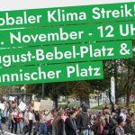"""""""Neustart"""" – Schüler*innen streiken in Halle fürs Klima"""