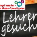 Zum Start des Volksbegehrens: Lehrermangel - Ein Erfahrungsbericht.