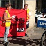 Gewerkschaft geht anders. Interview mit der FAU Halle