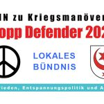 "Friedensbündnis ""halle-antidef20"" gegründet"